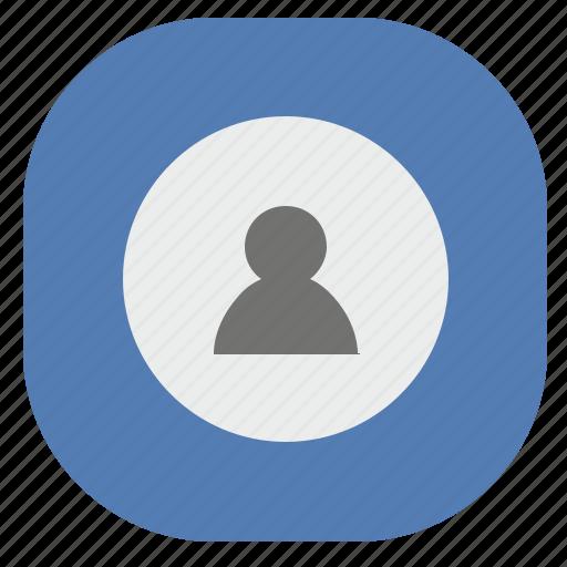 friend, id, man, person, vk, vkontakte icon