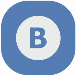 access, app, logo, mobile, vk, vkontakte icon