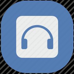 api, device, headphones, listen, music, vk icon