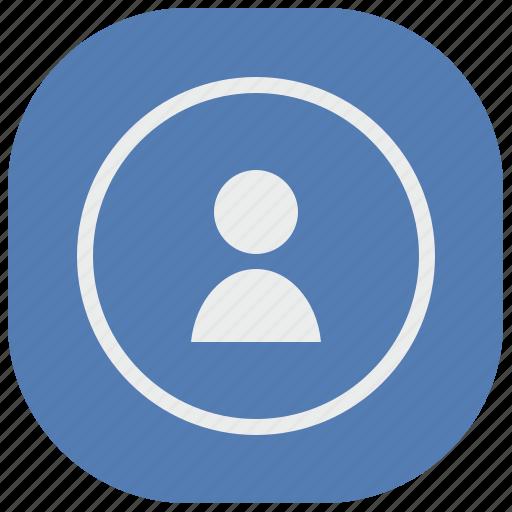 friend, id, login, person, user, vk, vkontakte icon