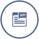 api, code, program, script, vk, window icon