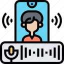 voice, message, sound, recognition, record