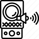 speaker, sound, stereo, loud, audio