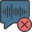 incomplete, voice, control, message, error