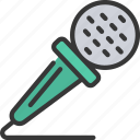 microphone, audio, music, recorder