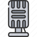 microphone, recording, record, musical