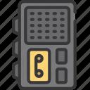 recorder, recording, record, analogue