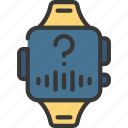 voice, control, smartwatch, wrist, watch, tech