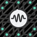 voice, technology, recording, sound, wave