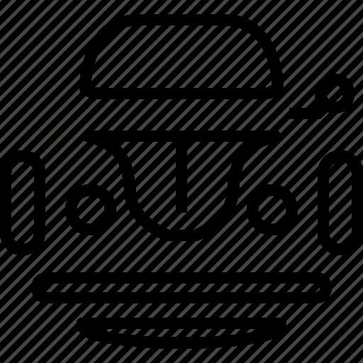 bug, car, parts, production, vehicle, vw, yumminky icon