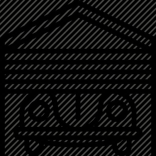 bug, car, garage, protection, vehicle, vw, yumminky icon