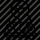 bug, car, oil, oiler, service, vw, yumminky icon