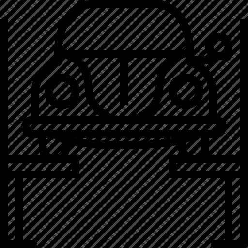 bug, life, repair, service, vw, workshop, yumminky icon