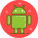 android, app, device, google, smartphone icon