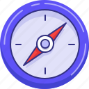 browser, compass, navigation, safari, transportation icon