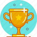 competiotion, contest, cup, prize, win, winner icon