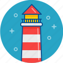 house, light, light house, sea, sea tower, solitary, tower icon