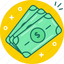 bank, cash, dollar, money, pay, payment, salary icon