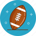 american football, ball, football, game, play, rugby icon