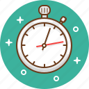 fast, race, run, stop-watch, time, time-limited, timer icon