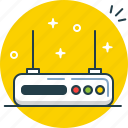 connection, internet, router, wi fi, wifi icon