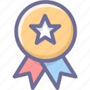 achievements, awards, recognition, win, winner icon