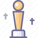 achievements, cup, recognition, trophy, win, winner icon