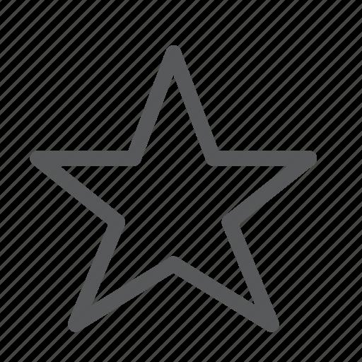 army, award, big, election, rank, rewards, star, vote icon