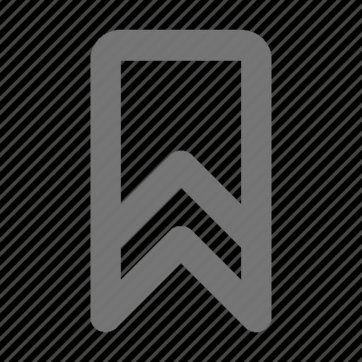 badge, banner, bookmark, ribbon icon