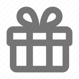 birthday, box, celebrate, gift, give, holiday, present, send icon