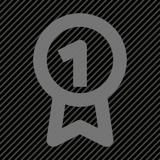 Rewards, badge, ribbon, winner, achievement, award, prize icon - Download on Iconfinder