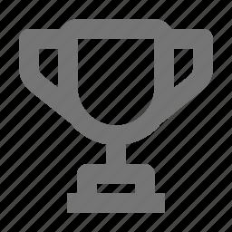 award, cup, prize, reward, trophy icon