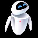 eve, pixar, robot