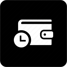 cash, money, payment, waiting for pamynet, wallet icon