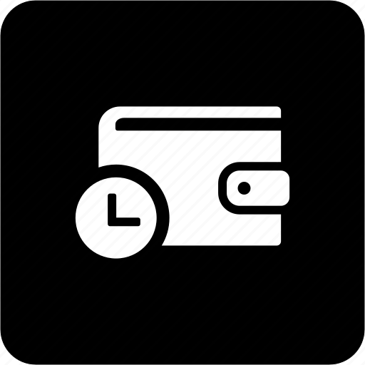 Cash, money, payment, waiting for pamynet, wallet icon - Download on Iconfinder