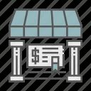 brokerage, capitalmarket, invest, investment, stockexchangetrading, stockmarket, wallstreet icon