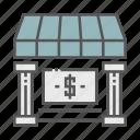 brokerage, forex, stockexchangetrading, stockmarket, trading, wallstreet icon