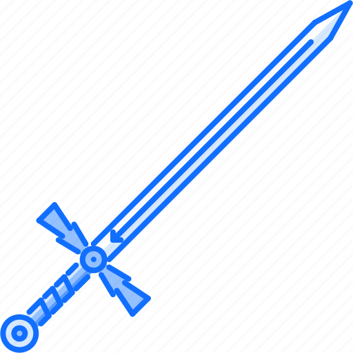 Battle, military, weapon, war, sword icon - Download