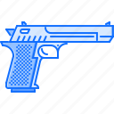 battle, gun, military, pistol, war, weapon icon