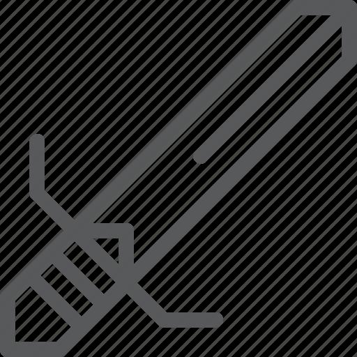 aggression, blade, crime, sharp, sword, war, weapon icon