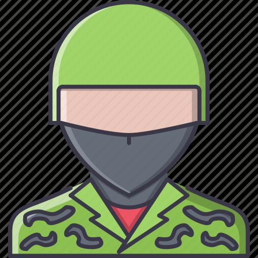 battle, military, soldier, war, weapon icon