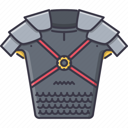armor, battle, military, war, weapon icon