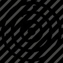 gps, move, navigation, pin icon