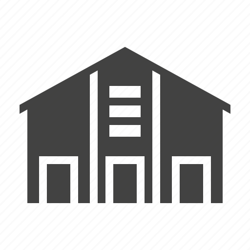Building, logistics, storage, storehouse, warehouse icon - Download on Iconfinder
