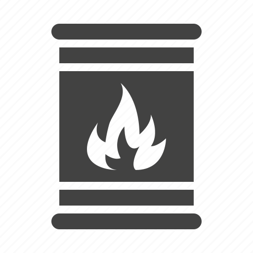 Barrel, cargo, dangerous, flammable, toxic icon - Download on Iconfinder