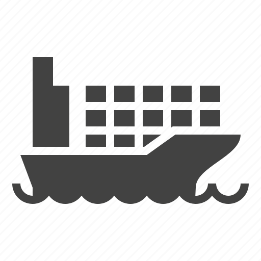 Cargo, freight, logistics, shipping, transportation icon - Download on Iconfinder