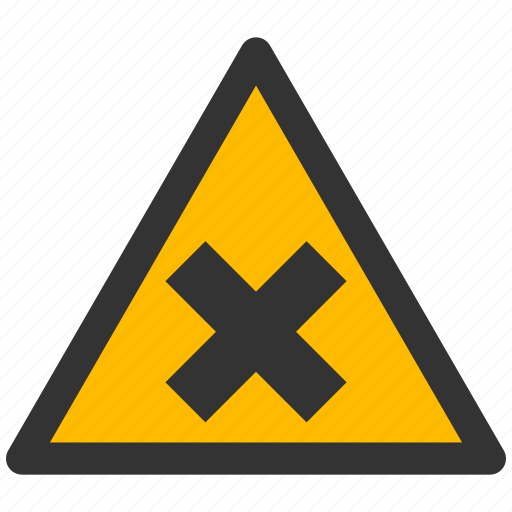 alarm, alert, attention, caution, damage, danger, exclamation, hazard, irritating, problem, protection, risk, safe, safety, substances, warning icon