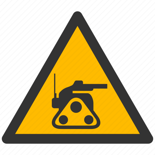 alarm, alert, android, attention, caution, damage, danger, exclamation, hazard, military, problem, protection, risk, robot, safe, safety, warning icon