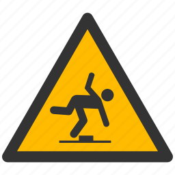 alarm, alert, attention, caution, damage, danger, exclamation, hazard, problem, protection, risk, safe, safety, stumble, stumbling, warning icon