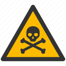 alarm, alert, attention, caution, damage, danger, exclamation, hazard, poison, problem, protection, risk, safe, safety, solution, suicide, toxic, warning icon
